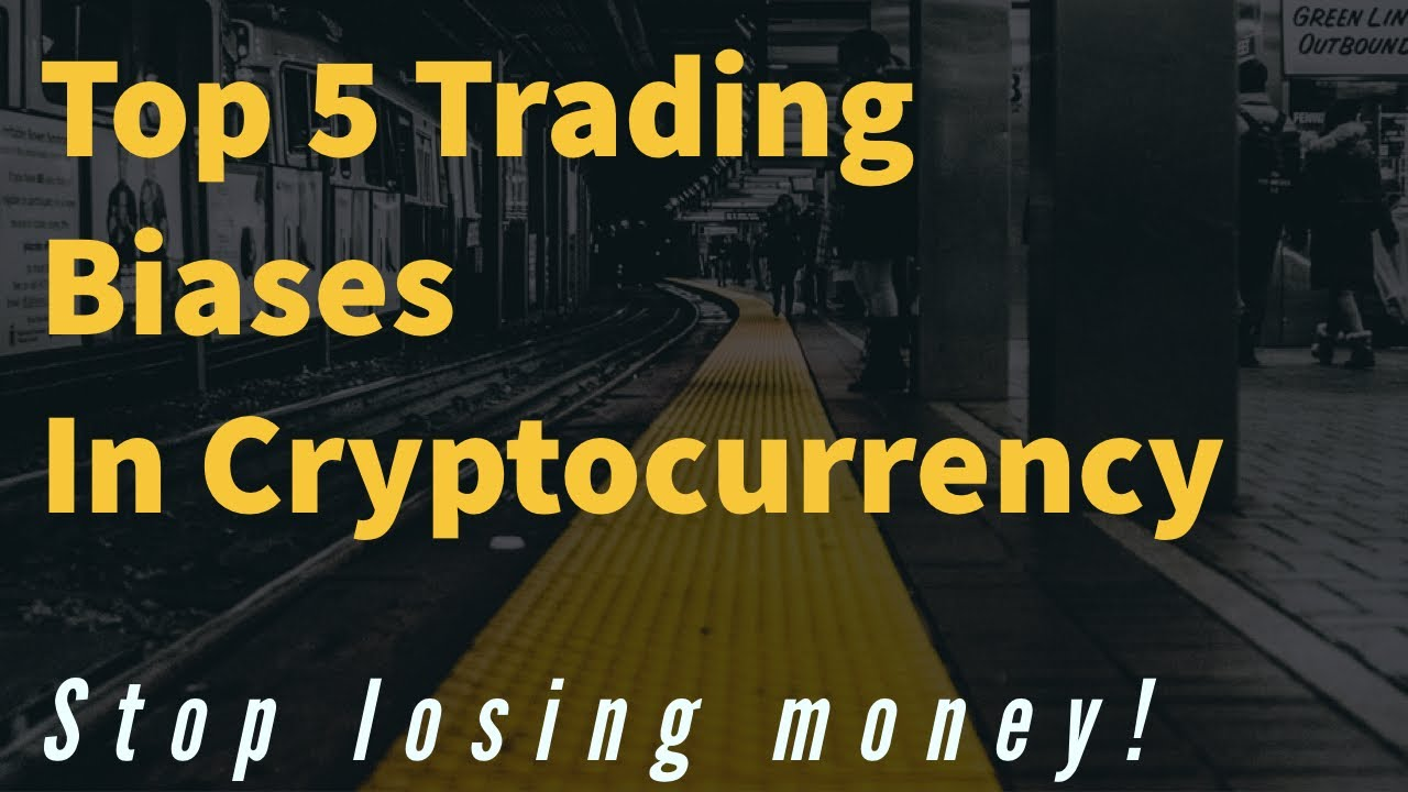 How to STOP Losing Money in Trading CryptoCurrencies!