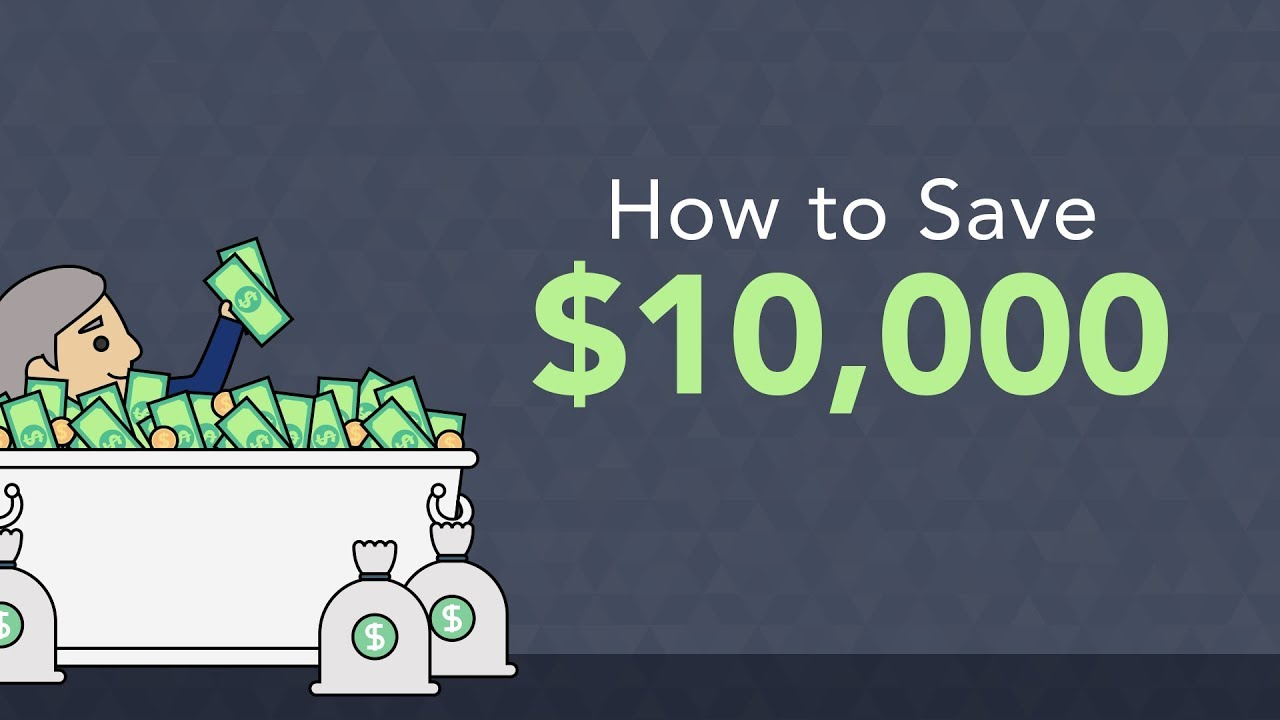 How to Save $10,000 in 2019 | Phil Town