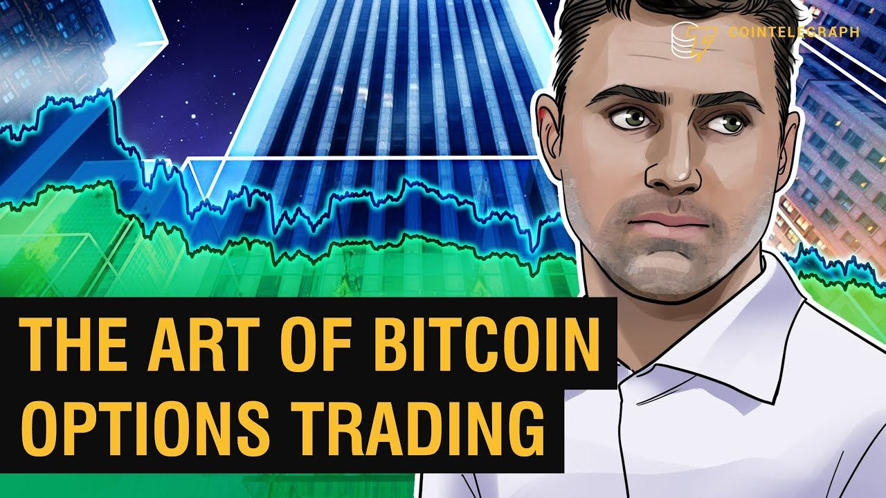 How to Short Bitcoin Using Options   Interview with Krown's Crypto Cave