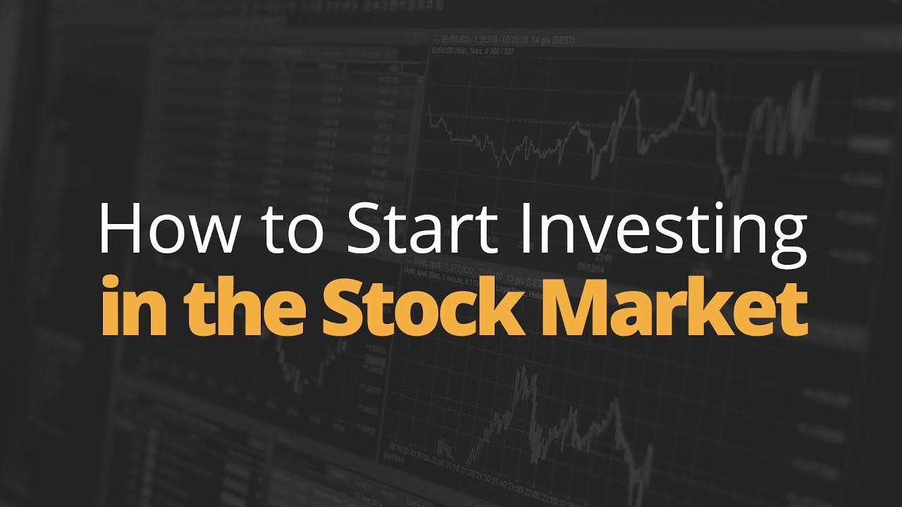 How to Start Investing in the Stock Market   Phil Town