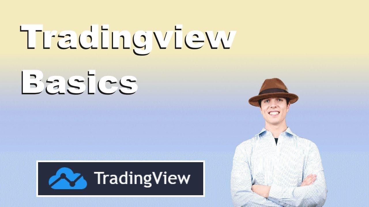 How to Use Tradingview.com (Basics)