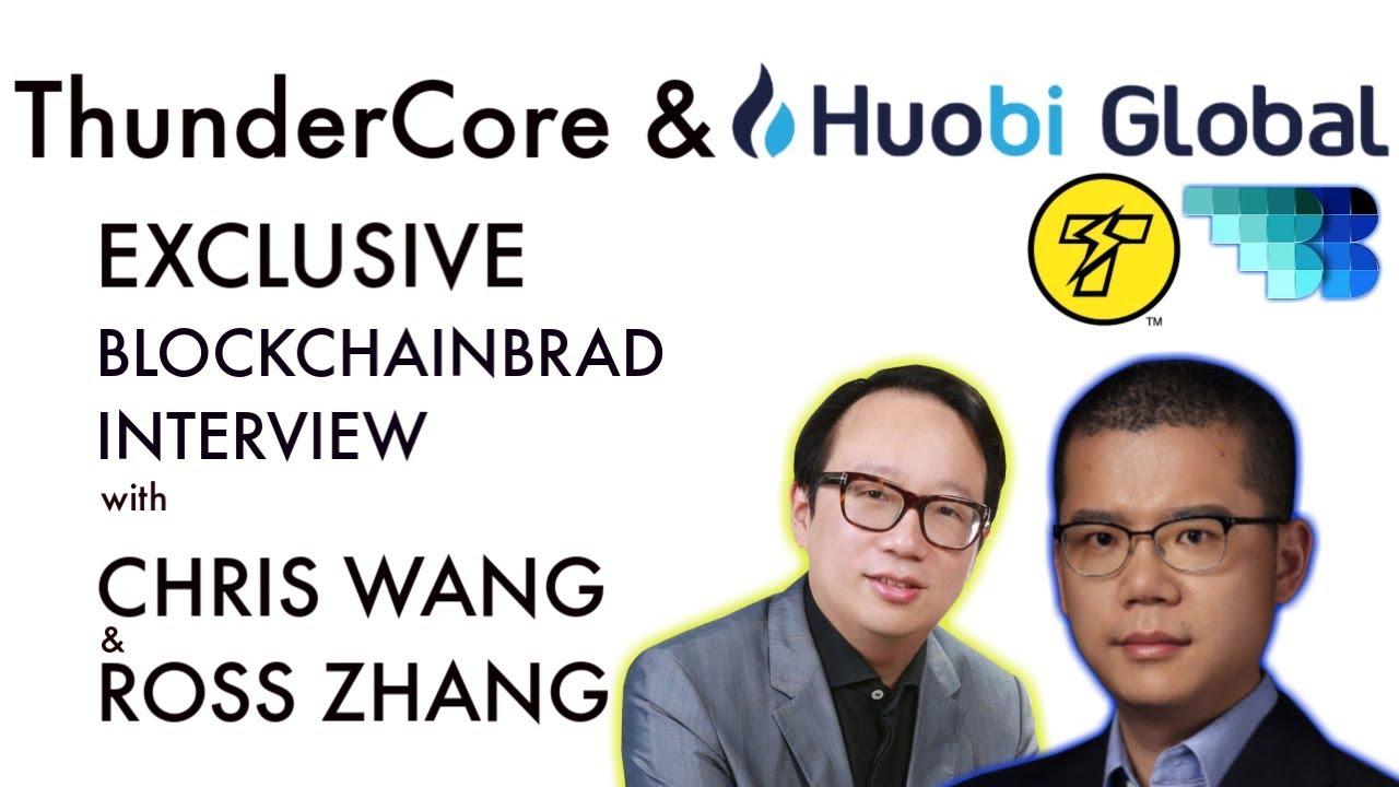 Huobi Global | ThunderCore | BlockchainBrad |  Huobi Prime Lite | May 9 Listing