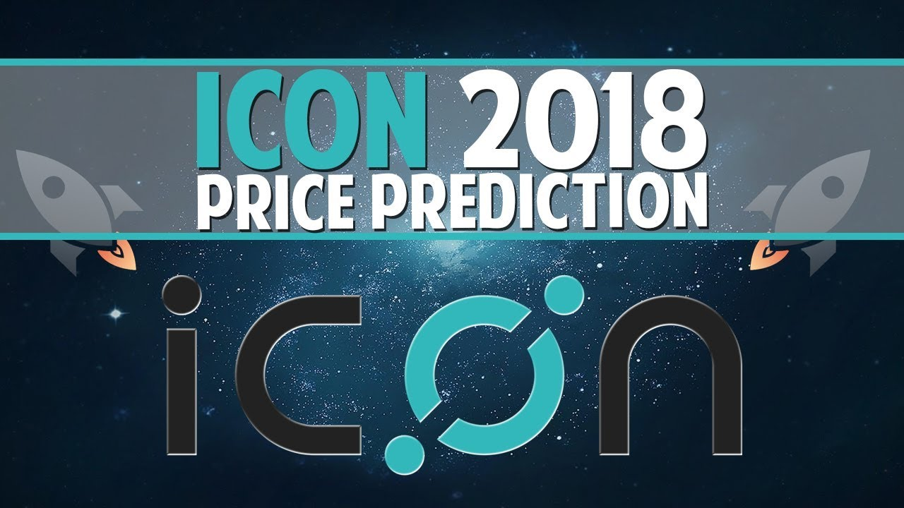 ICON (ICX) 2018 price prediction - The undervalued hype
