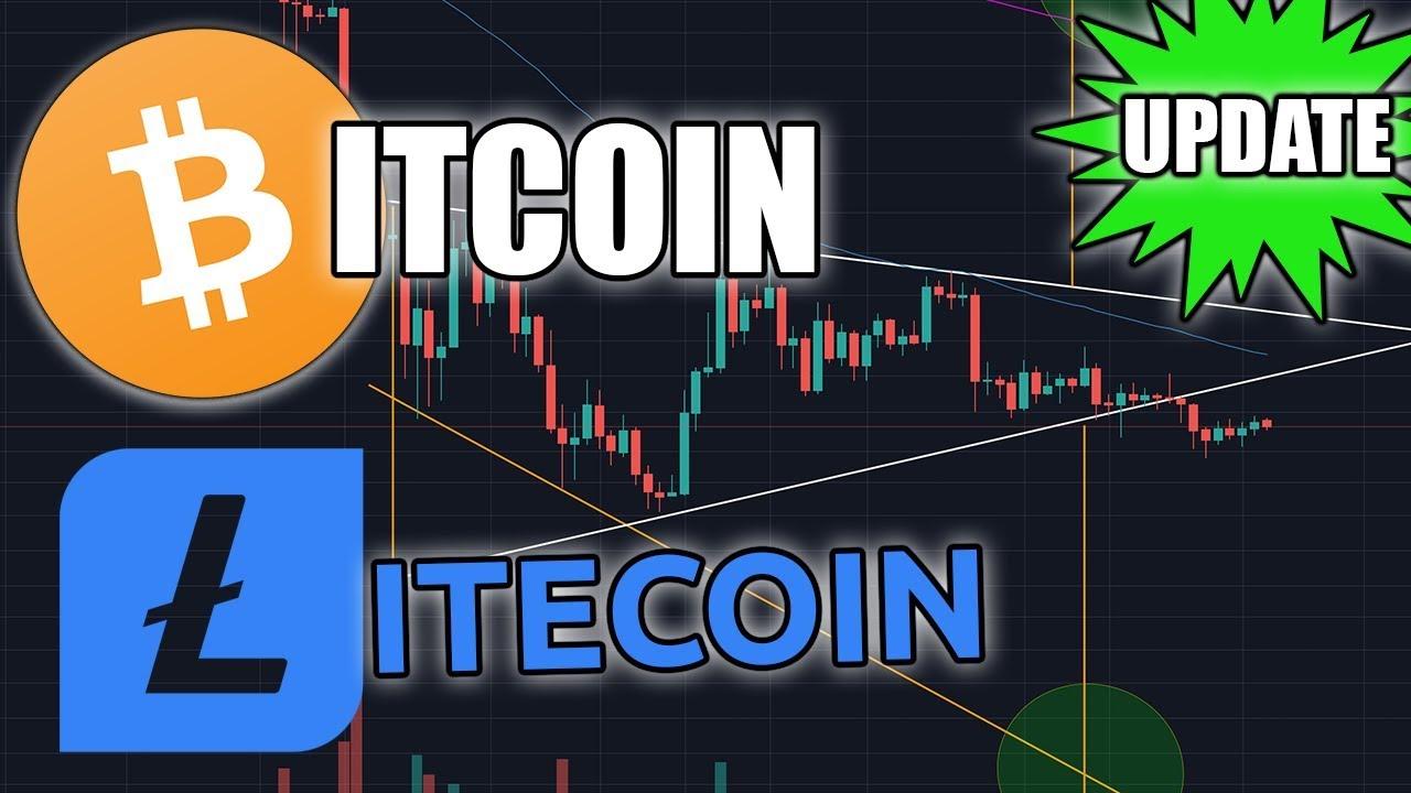IS BITCOIN & LITECOIN BOTTOM IN?  BTC & LTC Price Update