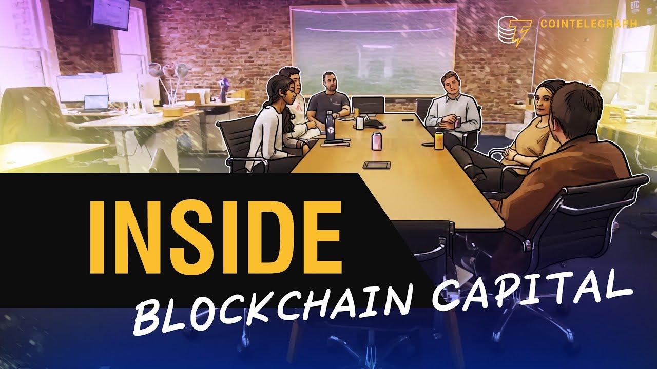 Inside Blockchain Capital | Top Crypto Venture Capital Fund