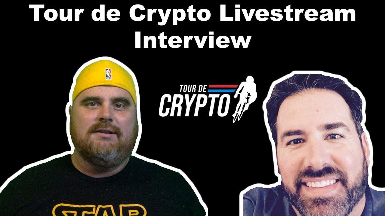 Interview with Blake Rizzo from Tour de Crypto | BitBoy Crypto Livestream