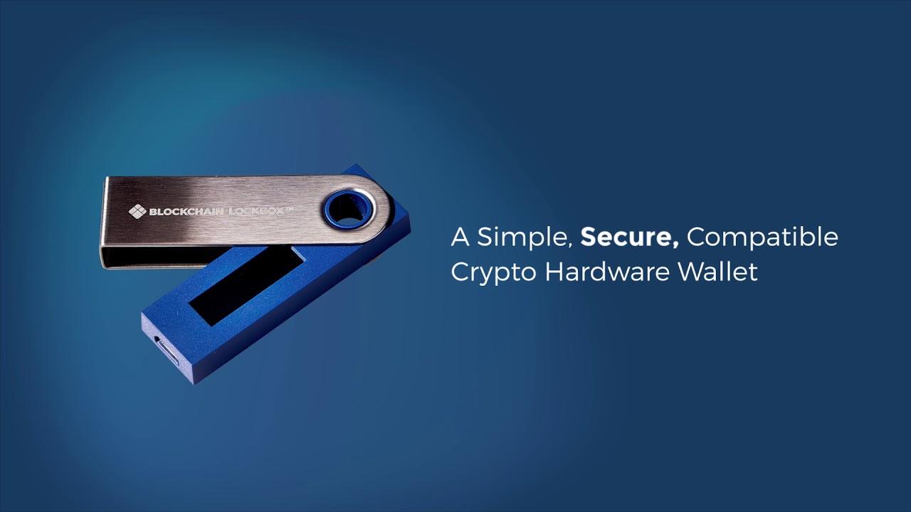 Introducing Blockchain Lockbox™