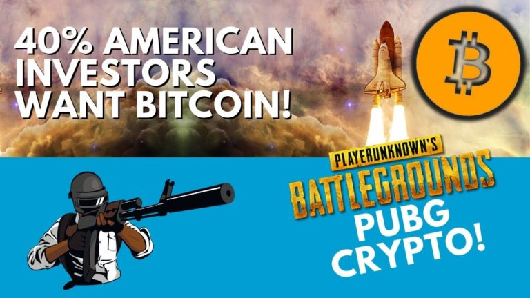 Investors WANT Bitcoin! 3 Dirt-Cheap Altcoins, PUBG Crypto