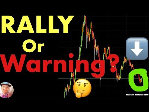 Is This a Bitcoin & Crypto RALLY or WARNING Signs?