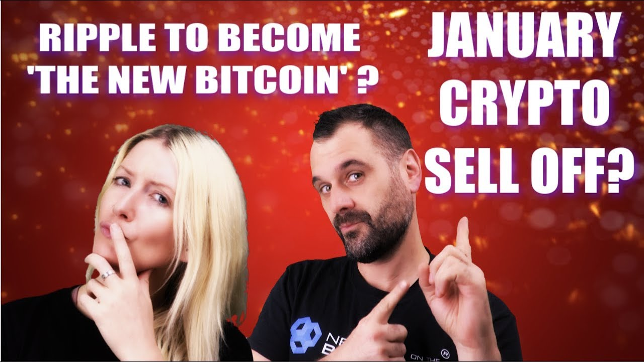 JANUARY CRYPTO SELL OFF ? ,  JSNIP4  | XRP TO BE THE NEW BITCOIN? | CRYPTO PREDICTIONS..