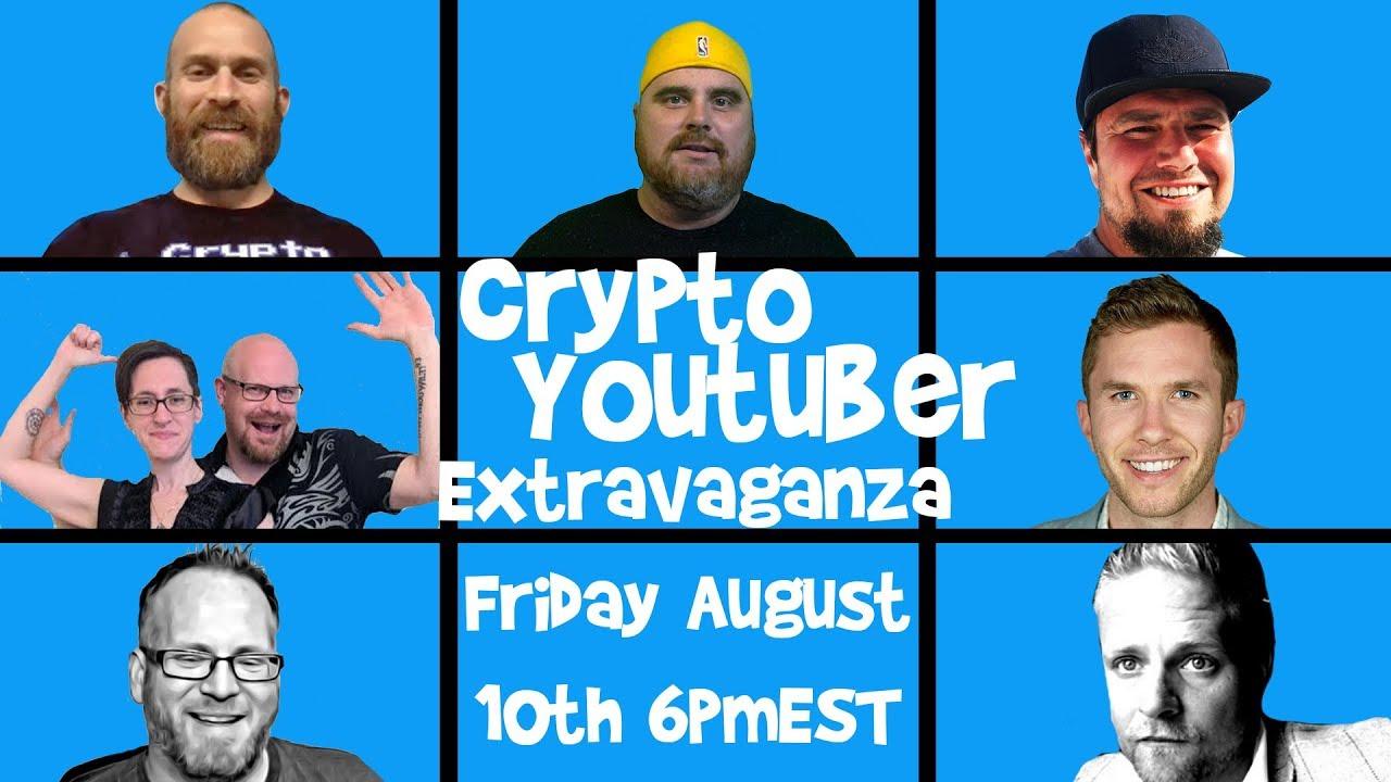 Joining the Crypto Stache! | BitBoy Crypto Livestream