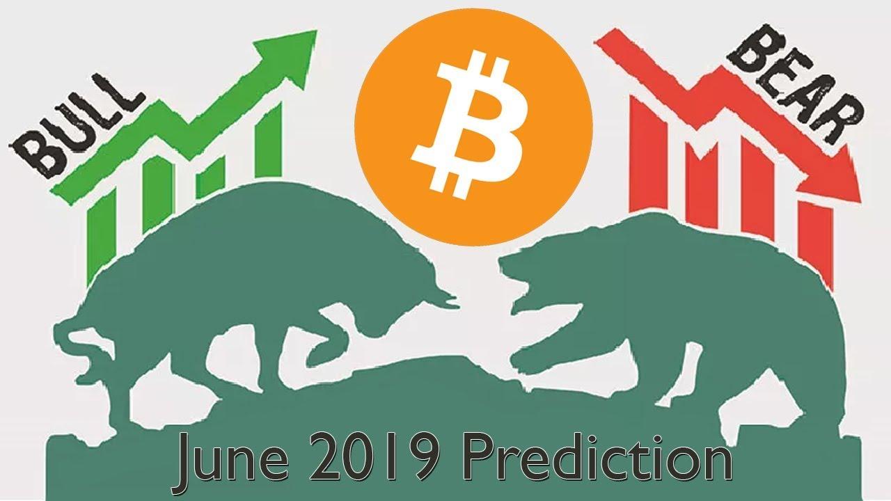 June 2019 Bitcoin Price Prediction