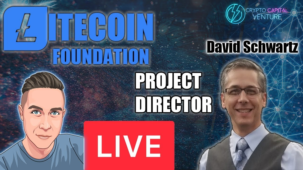 LITECOIN FOUNDATION PROJECT DIRECTOR | Talking LTC