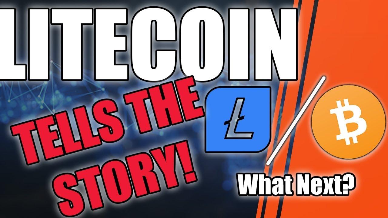 LITECOIN PRICE UPDATE | LTC/BTC