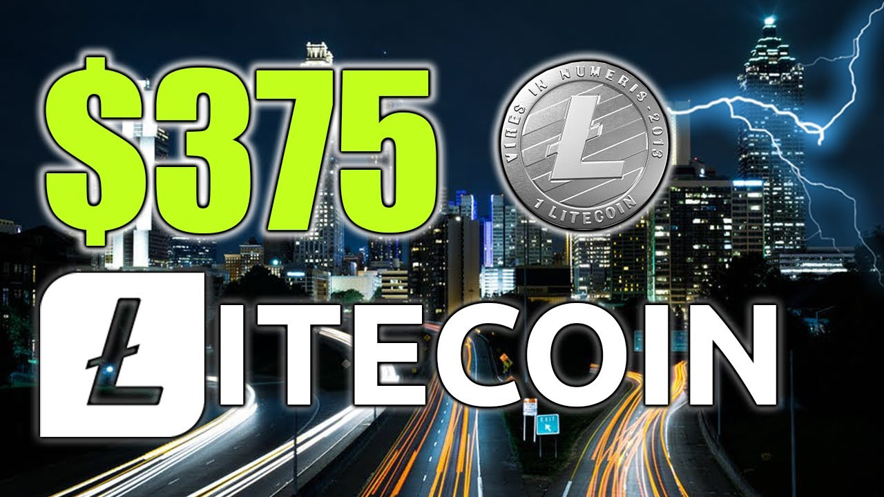 LITECOIN TO $375 | LTC PATH TO ALL TIME HIGH
