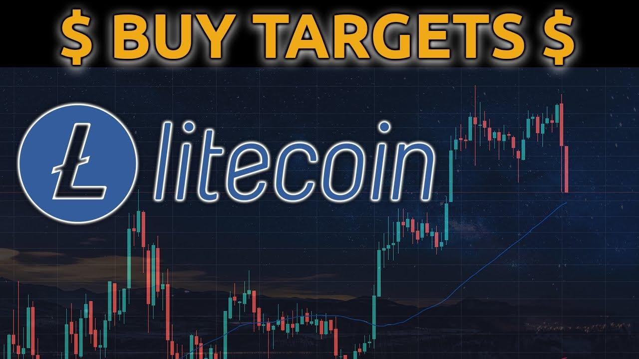 LITECOIN buy targets & LTC Price Update