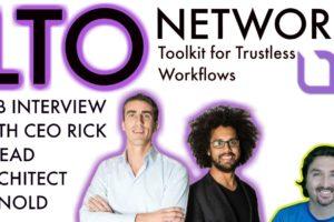 LTO NETWORK   BlockchainBrad Exclusive   Permissionless Public Blockchain   Crypto Interview