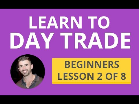 Learn Level 2 + Candles + Volume + T&S – Beginners lesson 2 of 8