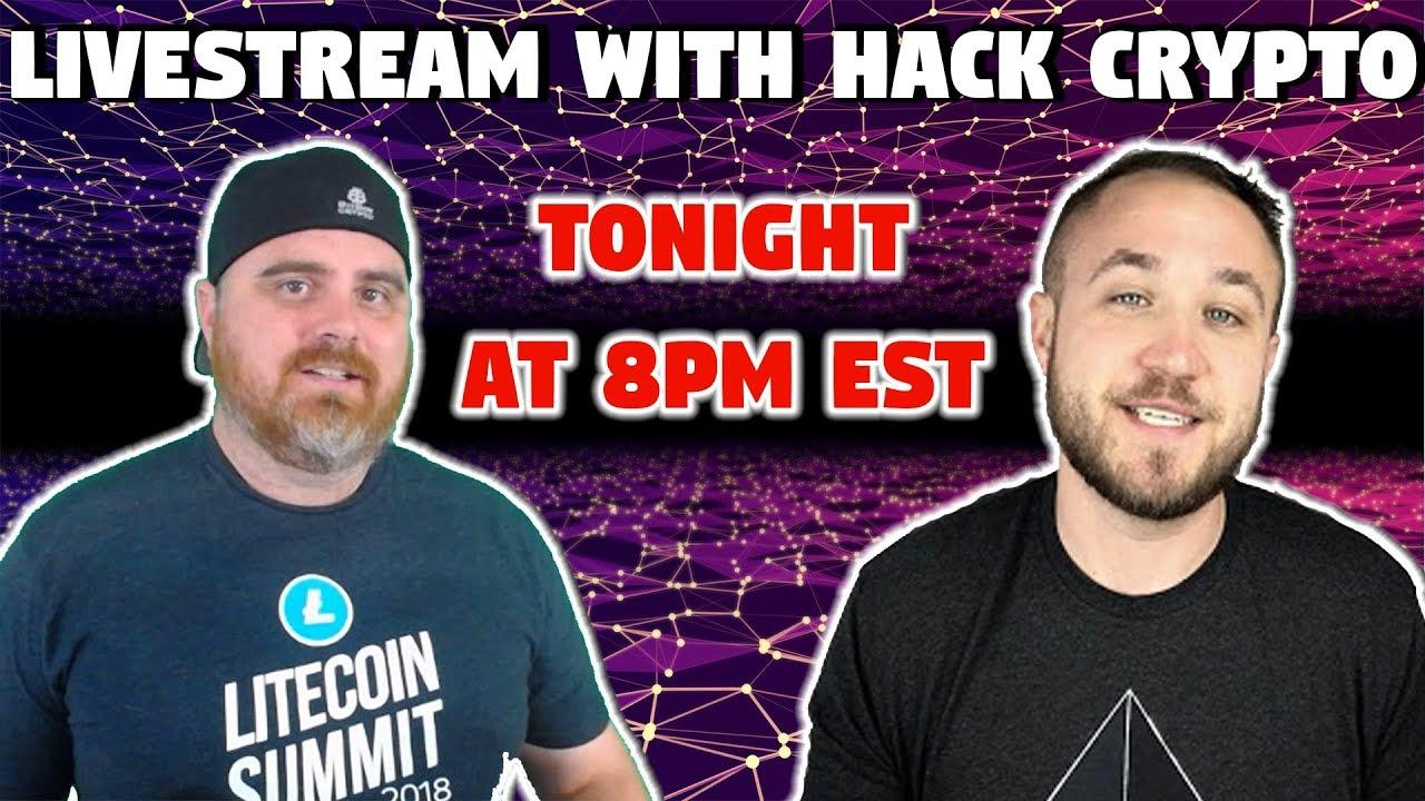 Livestream with Hack Crypto | BitBoy Crypto Livestream