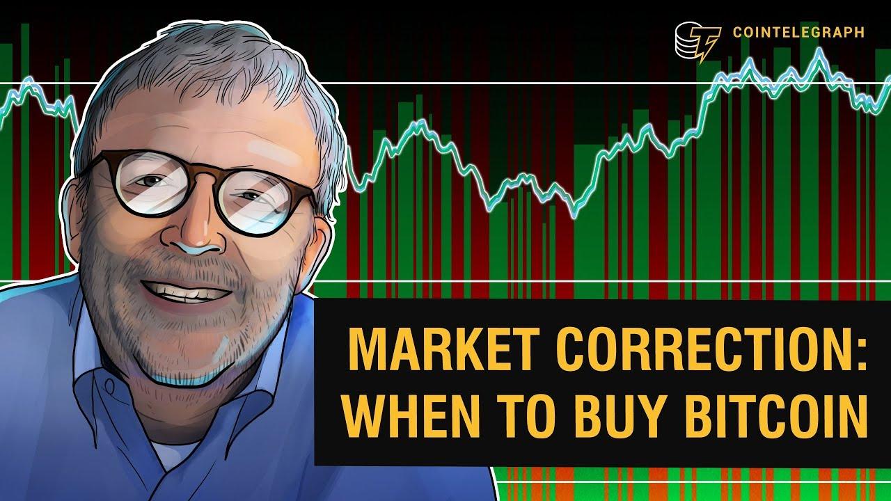 Market Correction: When to Buy Bitcoin | Veteran Trader Peter Brandt Explains