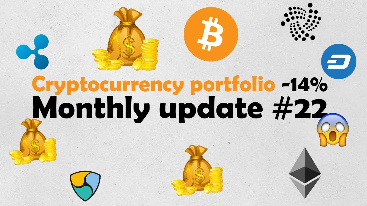 Monthly update #22 - Portfolio -14% this month