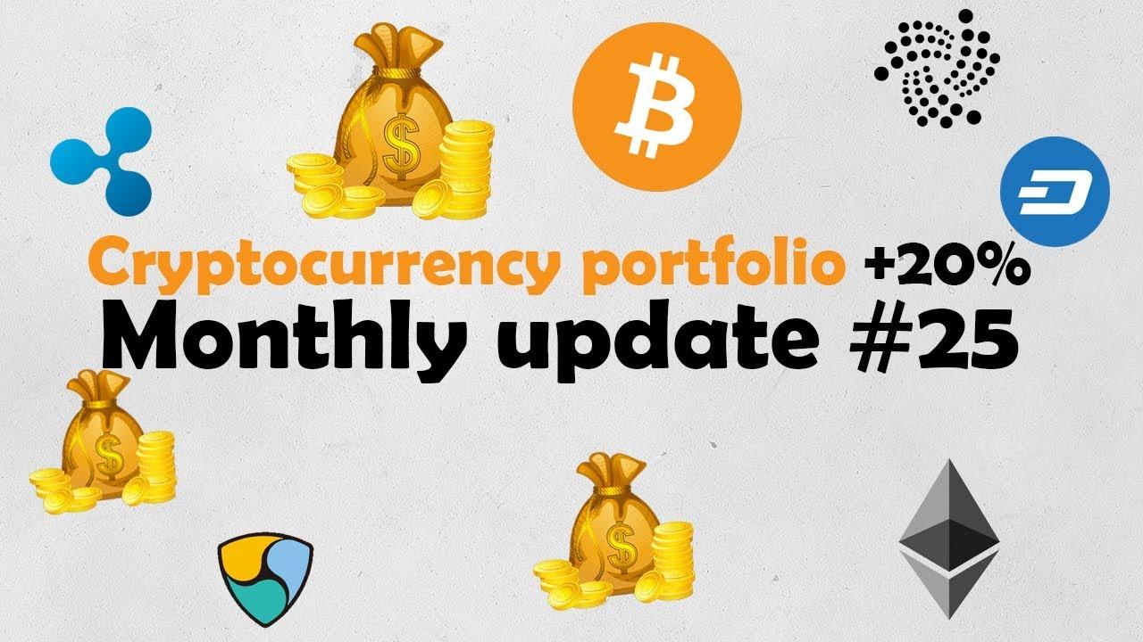 Monthly update #25 - Portfolio +20% this month