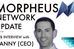 Morpheus Network | BlockchainBrad | Exclusive Crypto Interview | Global Supply Chain Platform