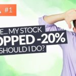 My Stock Dropped Over -20% - What Should I Do? #HungryForReturns 1