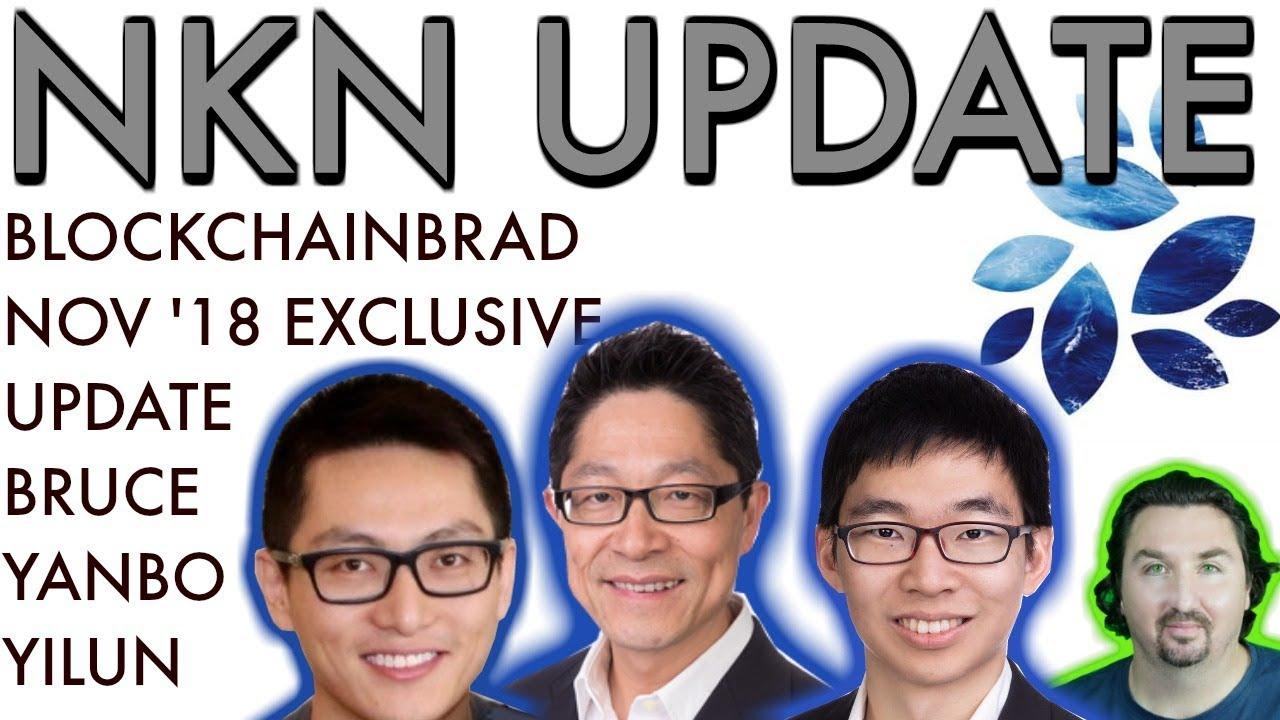 NKN UPDATE | BlockchainBrad Exclusive | NKN Testnet V0.5 Koala | The New Internet