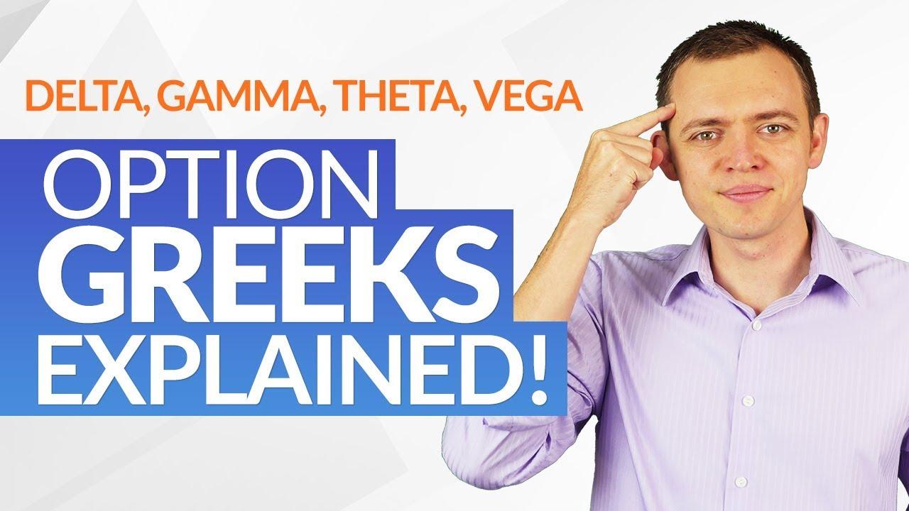 Option Greeks Made Easy - Delta, Gamma, Theta, & Vega Ep 199