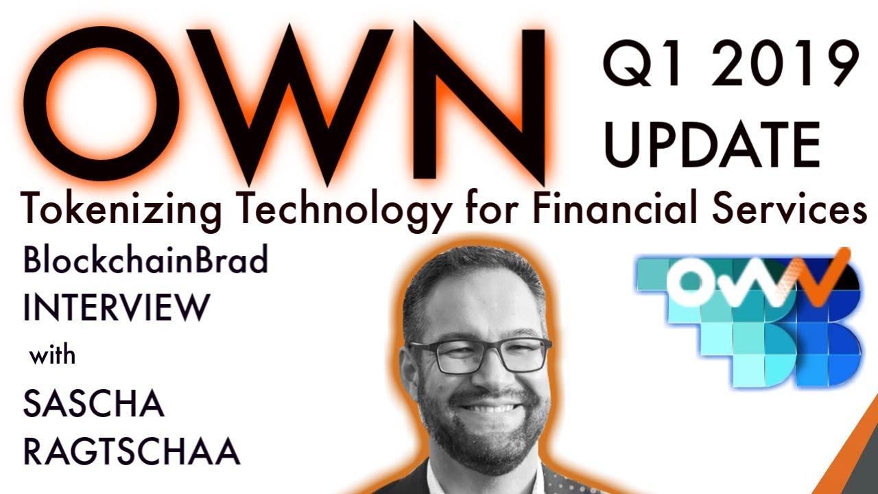 Own | BlockchainBrad | Tokenizing Technology for Finance | FAST Platform to Securitise Businesses