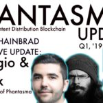 Phantasma EXCLUSIVE update | BlockchainBrad | Crypto Chain Interoperability | Scalable Blockchain