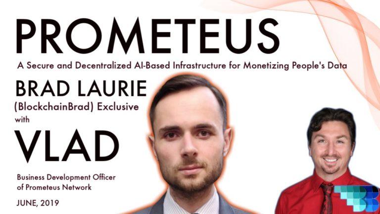 Prometeus Network | Blockchain & AI | BlockchainBrad | People Owned Data Markets | Prometeus Labs