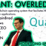 QUANT: Overledger CEO chats with BCB about the first Blockchain OS to support Multi-chain Apps