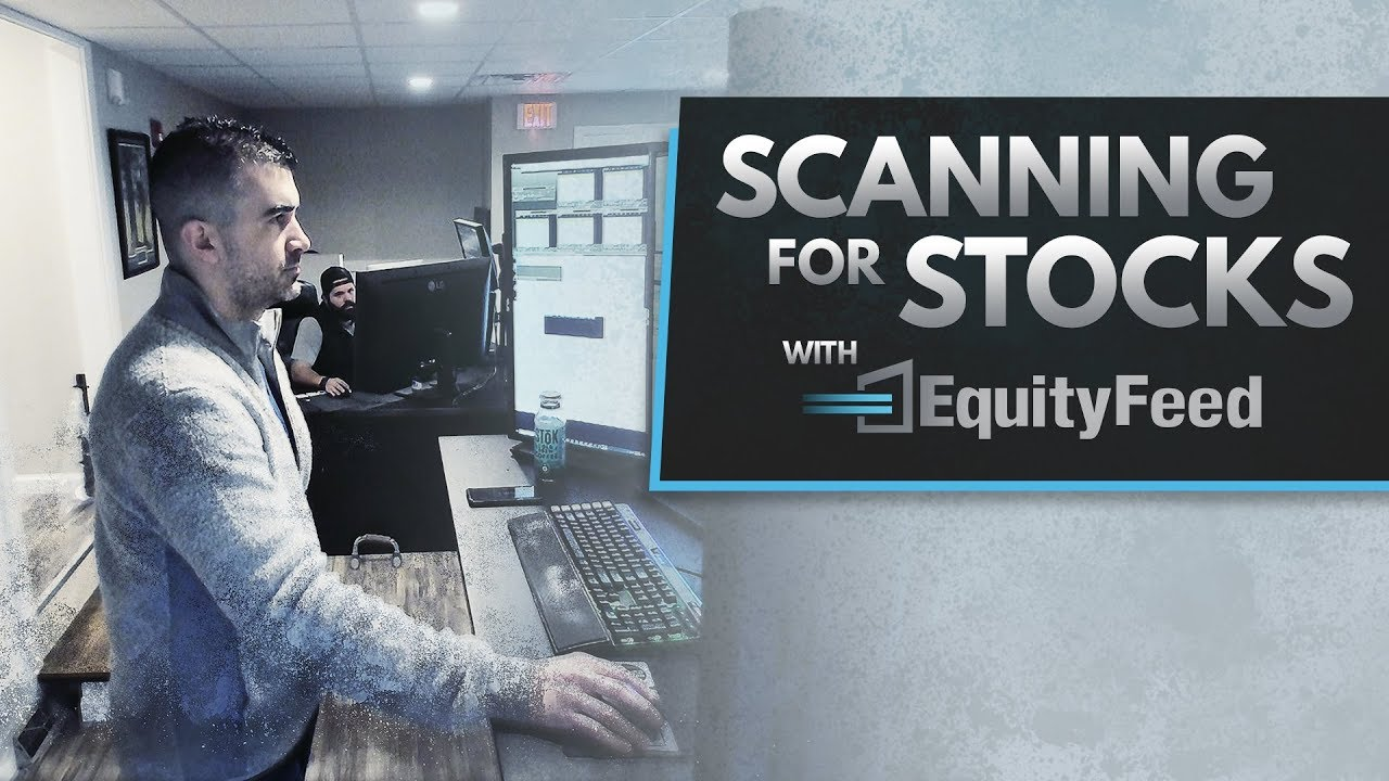 Scanning for Stocks (Part 1): Unwinders and Breakouts in EquityFeed