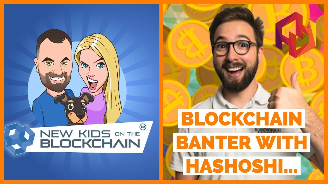 Security Tokens Versus Utility Tokens banter  with Hashoshi. Crypto News!