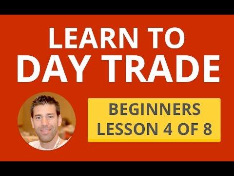 Short selling & Bearish Setups + Float rotation – Beginners lesson 4 of 8