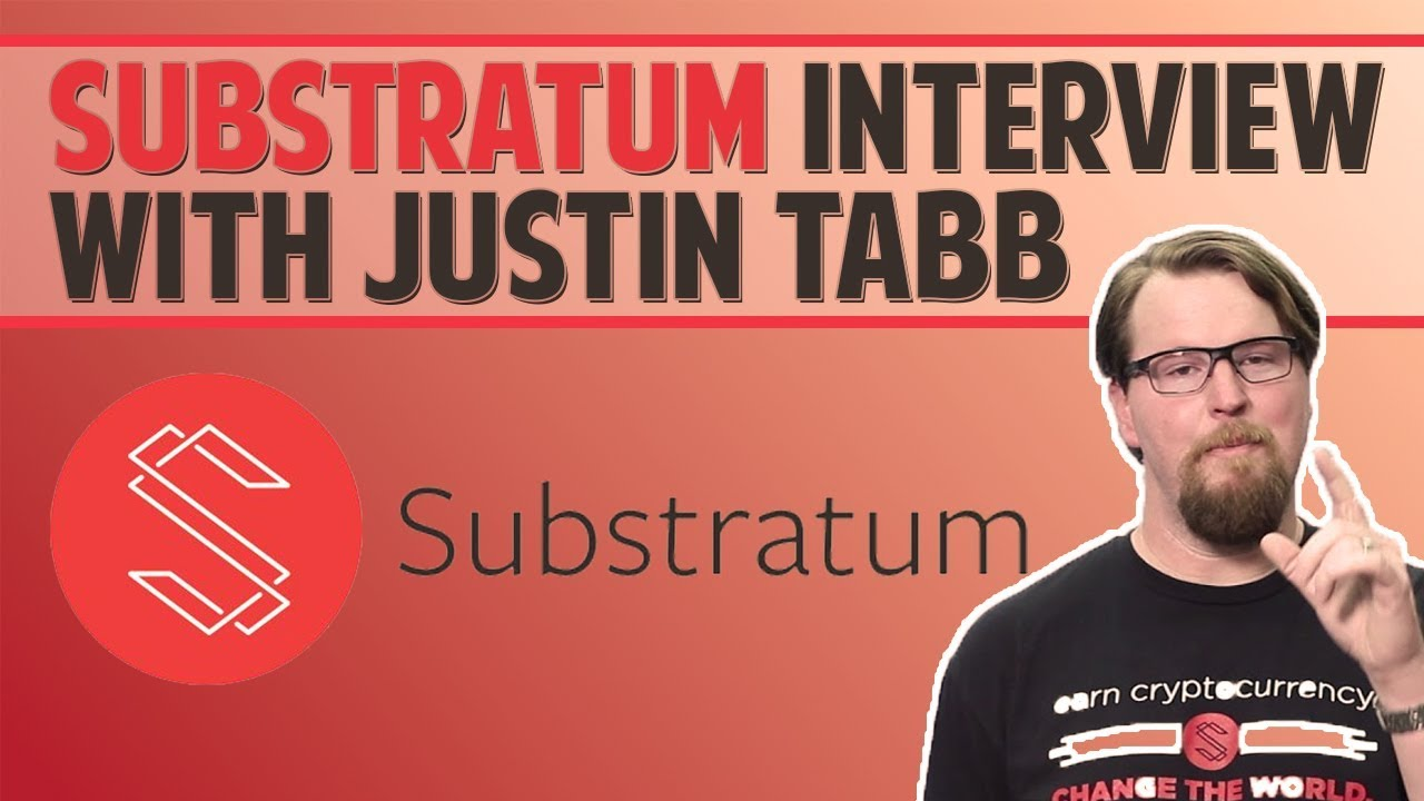 Substratum (SUB) - Interview with Justin Tabb