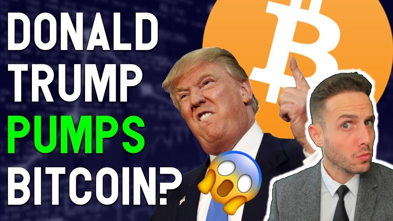 TRUMP Tweet PUMPS Bitcoin?! $2.4 BIllion BNB to be burned? Market & Portfolio Changes!