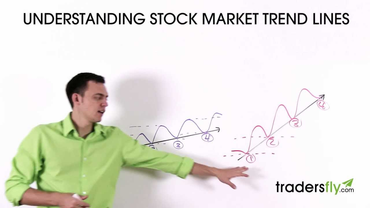 Technical Analysis: Trend Lines within Stocks