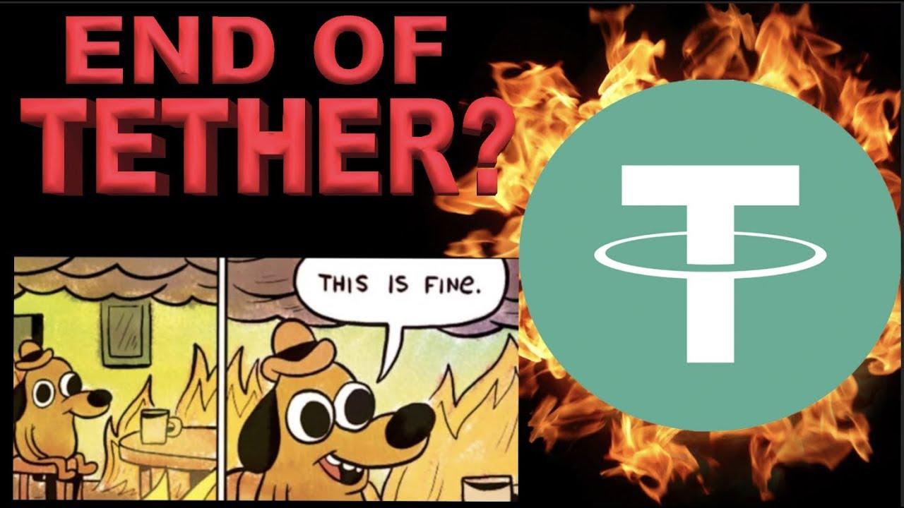 Tether & Bitfinex= Bitfinished?