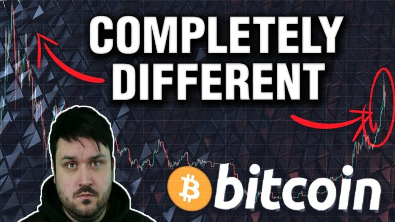 """This Bitcoin """"Bull Market"""" Is Completely Different"""