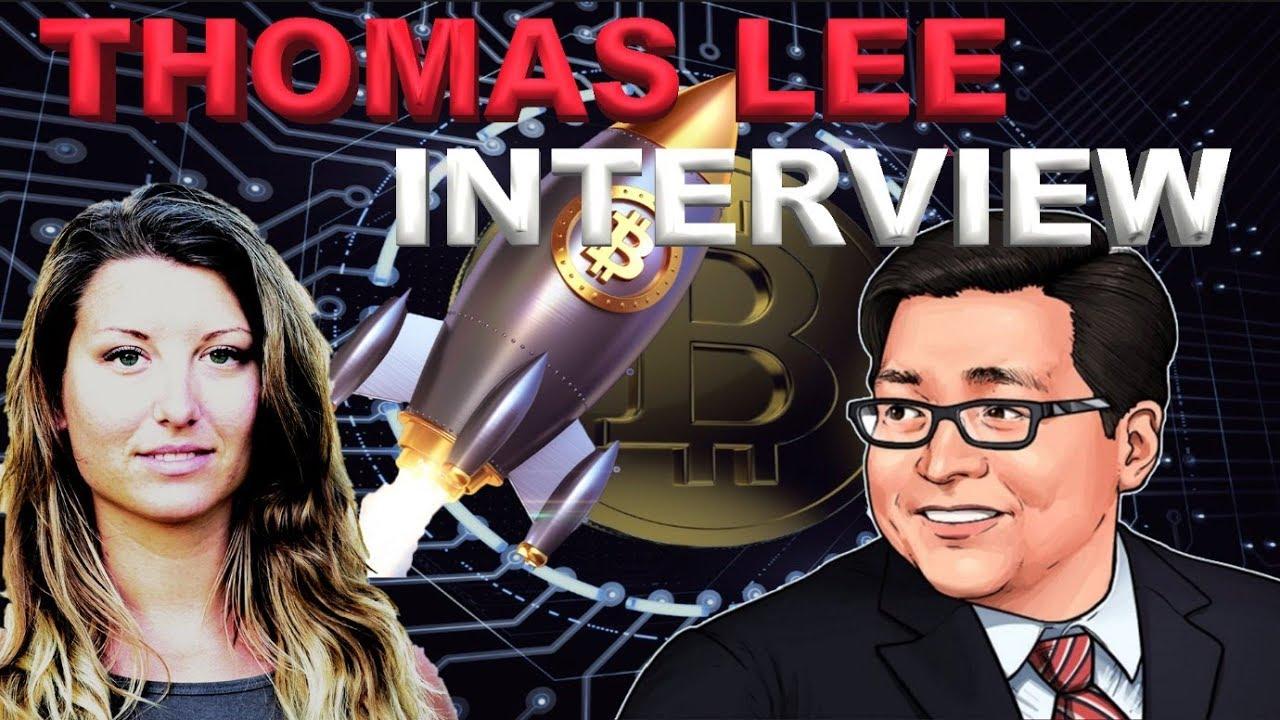 Thomas Lee BTC & ETH Predictions