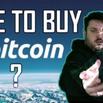 Time To Buy Bitcoin ?