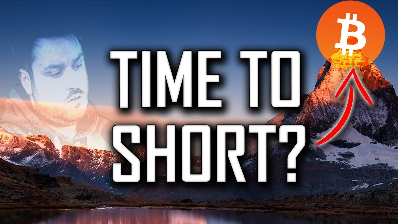 Time to Short Bitcoin? Probably Not...