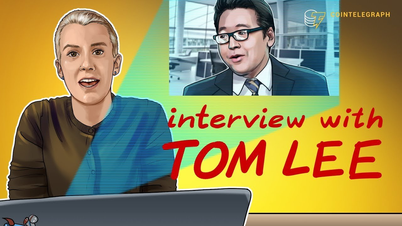 """Tom Lee: """"Bitcoin Price Can Retain Its Old Highs"""""""
