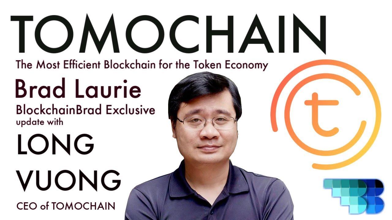 Tomochain Update | BlockchainBrad | Binance Dex | TomoB | TomoZ | MainNet | dAPPs