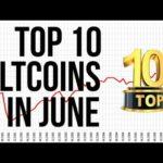 Top ten altcoins going into june
