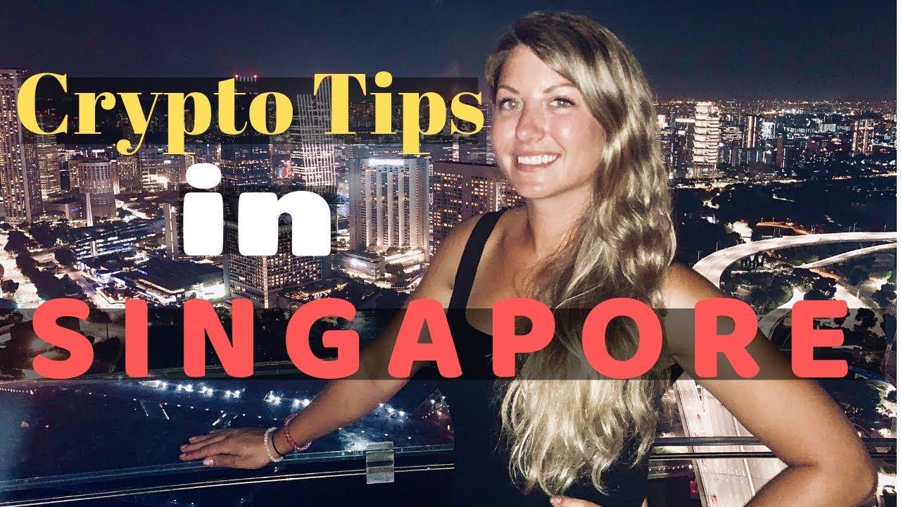 Traveling Crypto Tips: Singapore