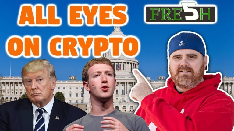 US is SCARED of Cryptocurrency | All Eyes on Libracoin & Bitcoin Right Now | IOST Final Rankings